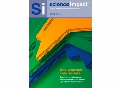 Publicação destaca crescimento da pesquisa brasileira em Ciência dos Materiais
