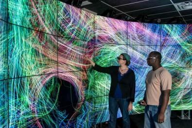 Cinema promotes advances in scientific visualization