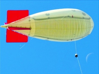 Balloons hunt for air particles to study cloud formation