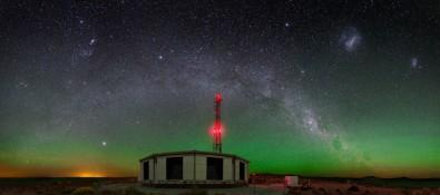Nova infraestrutura de pesquisa para astrofísica de partículas na América do Sul