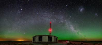 Una nueva infraestructura de investigación para la astrofísica de partículas