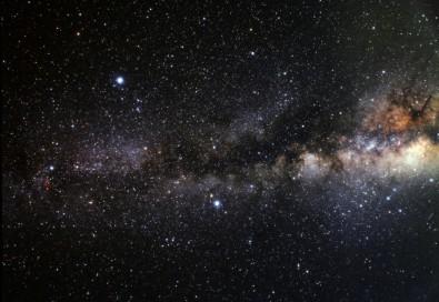 Pesquisador da Unesp apresenta evidência de matéria escura na Via Láctea