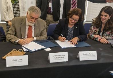 União Europeia e FAPESP firmam parceria para apoio a pesquisas colaborativas