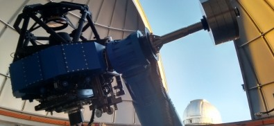 Brazil builds world's second largest astronomy camera