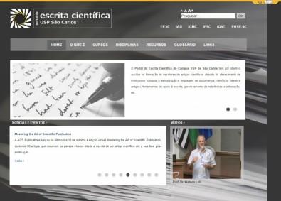 USP de São Carlos oferece ferramentas on-line para redação científica