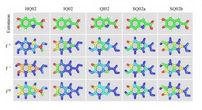Cálculos potencializam melanina como novo material para bioeletrônica