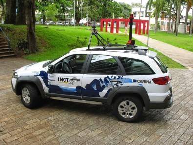 USP de São Carlos testará serviço de táxi autônomo