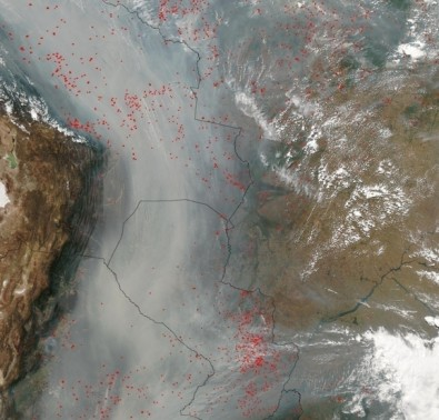 Redução do desmatamento da Amazônia evita 1,7 mil mortes por ano