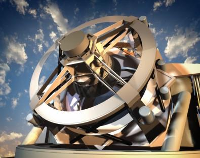 Astrônomos brasileiros terão acesso a telescópio que mapeará metade do céu