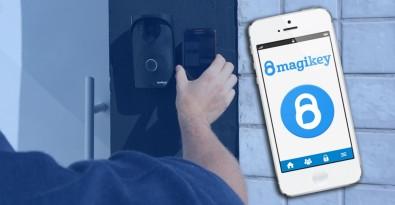Tecnologia sem fio substitui chaves por smartphones para abrir portas