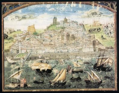 Portugal porta adentro: Lisboa no século 16