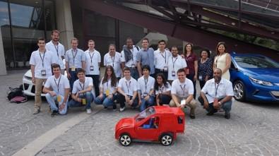 Alunos da Poli-USP vencem competição de mobilidade urbana promovida pela GM mundial
