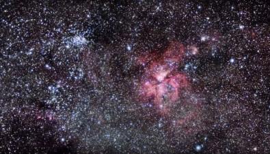 """Astrônomos desvendam o """"coração"""" da Eta Carinae"""