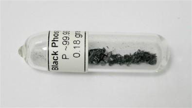 Mackgraphe investiga propriedades do Fósforo Negro