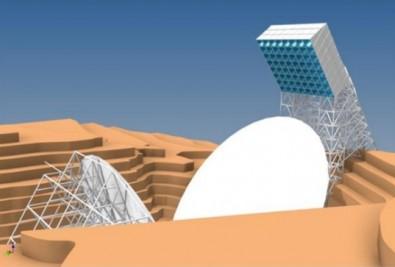 Pesquisadores do IF da USP participam da construção do radiotelescópio BINGO