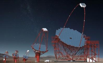 Observatório possibilitará estudar raios gama com precisão sem precedentes