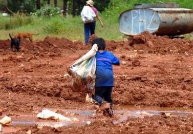 El agua de mala calidad puede causar déficit de estatura entre los niños