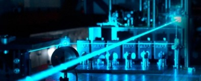 Laser color-marking system prints nanometric codes on products