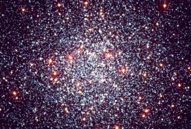 Rectificado el modelo de la formación de cúmulos de galaxias y estrellas
