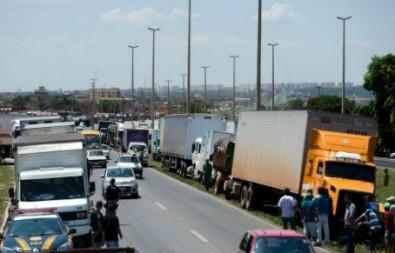 Poluição em São Paulo diminuiu pela metade com greve dos caminhoneiros
