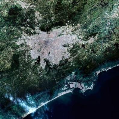 A influência da brisa marítima no clima da Grande São Paulo