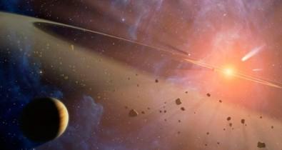 Identificadas cuatro familias de asteroides sumamente jóvenes