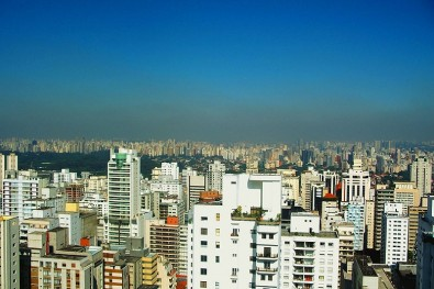 Exposure to pollution is uneven in the city of São Paulo