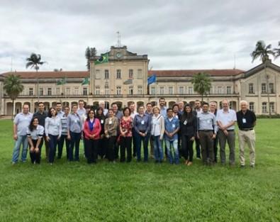 Esalq sedia workshop internacional sobre análise de imagens de sementes