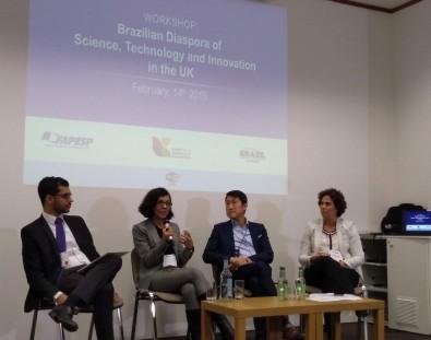Pesquisadores brasileiros no Reino Unido buscam parceria com a terra natal
