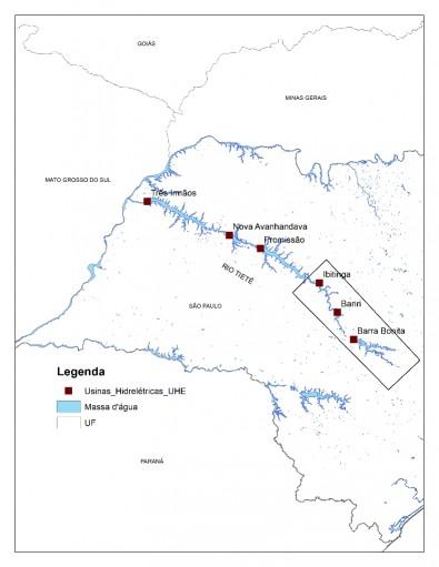Laboratório do Inpe divulga nota sobre florações de algas em reservatórios do rio Tietê