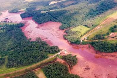 Risco de rompimento de barragens de rejeitos aumenta com queda no preço dos minérios