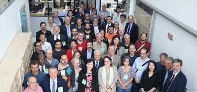 Grandes projetos internacionais exigem infraestrutura de pesquisa
