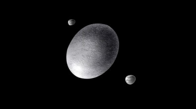 Brazilian scientists investigate dwarf planet's ring