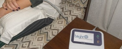 Startup uses light to treat pain