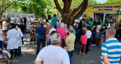 Centro de Pesquisas Clínicas inaugurado em Rio Preto vai estudar dengue, zika e chikungunya