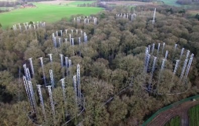 Experiments to discover how forests respond to rising levels of atmospheric CO2