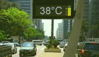 El calentamiento del sudeste brasileño fue provocado en gran medida por los GEI