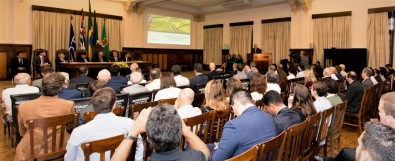 FAPESP and Koppert launch the São Paulo Advanced Research Center for Biological Control in Agriculture