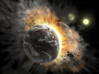 El Sistema Solar adquirió tempranamente su configuración actual