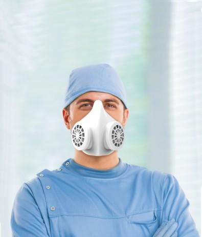 Startup desenvolve máscara reutilizável com maior proteção contra novo coronavírus