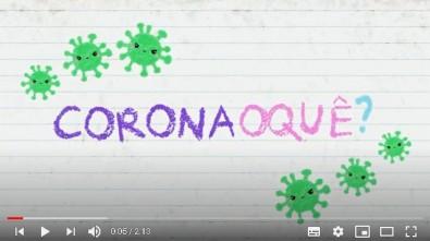 Laboratório da UFSCar produz série de vídeos para crianças sobre a COVID-19