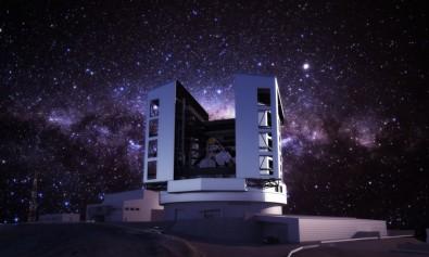 Doação da NSF dos Estados Unidos acelera desenvolvimento do megatelescópio GMT
