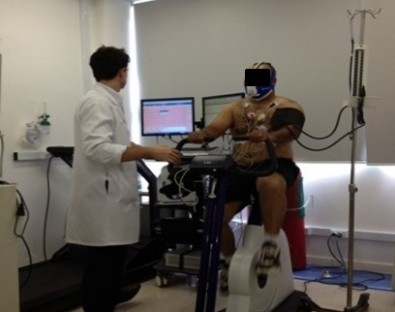 A study could provide guidelines for exercise training aimed at high blood pressure patients