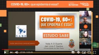 Para 340 mil idosos paulistanos, a reabertura das escolas pode aumentar o risco de contrair a COVID-19