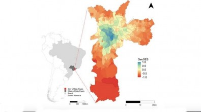 Risk of death from COVID-19 in São Paulo is 50% higher in low-income areas