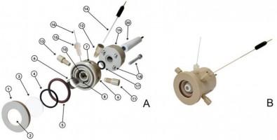 Dispositivo aprimora a análise de materiais para células a combustível e baterias