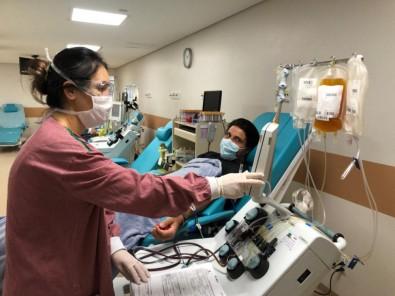 Estudo confirma segurança da terapia com plasma de convalescentes da COVID-19