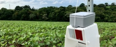 Armadilha inteligente monitora infestação de lagartas em lavouras