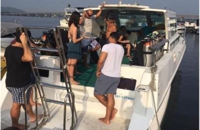 Grau de proteção de áreas marinhas influencia satisfação de mergulhadores