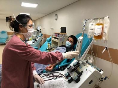 Confirmada la seguridad de la terapia con plasma de convalecientes de COVID-19